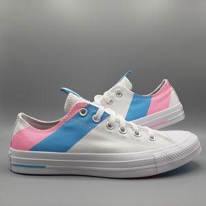 Converse Chuck Taylor All Star Ox Hi Top Pink Blue